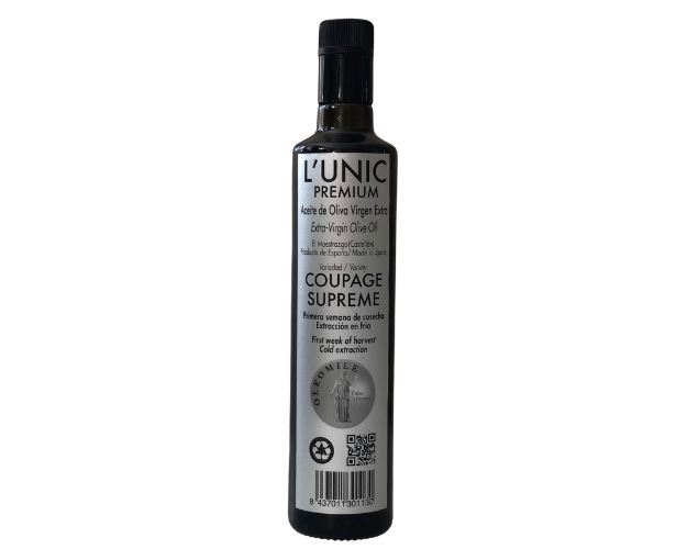 coupage aceite supreme