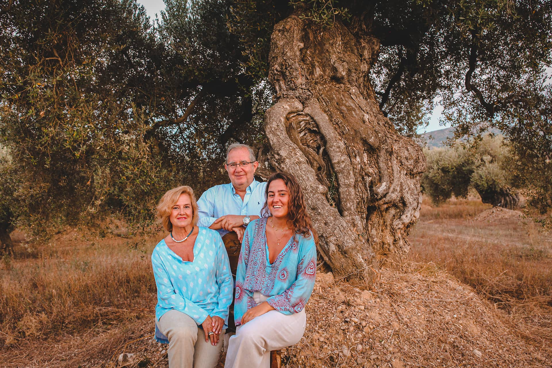 legado familiar arboles milenarios